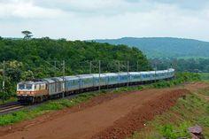 India's Fastest Train the 12002 NDLS-BPL Shatabdi Express with GZB WAP-5 # 30031 by Ujjawal