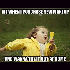 We literally race home when we buy new makeup.  www.bhcosmetics.com