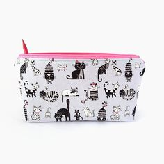 Cute cats pencil case Pencil bag Cute pencil case Sweet