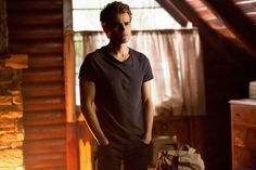 Vampire Diaries Star Paul Wesley Wants Stefan to Be a Human