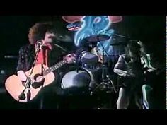 I closed my eyes and she slipped away... Boston... More Than a Feeling... (HD Promo 1976)