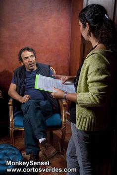 Entrevista a Damián Alcazar en el marco del FICG25