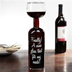 Wijnfles Wijnglas