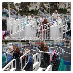 Wheelchair Accessible Disneyland