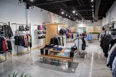 Feuille store by Cutler, Vancouver – Canada » Retail Design Blog