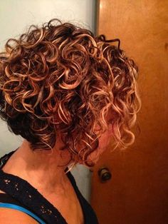Best Curly Short Haircuts 2015
