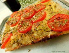 Na Casa da Ma: QUEIJO VEGAN PARA PIZZA