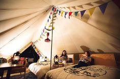 【関西】話題のグランピングって知ってる?大人の贅沢キャンプ3選 Glam Camping, Camping Bbq, Luxury Camping, Tent Camping, Glamping, Tiny Paradise, Bell Tent, Mini Farm, The Mountains Are Calling