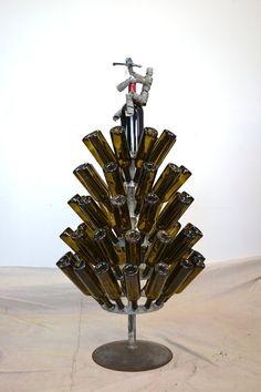 stand building large inpiration awesome inspiration ideas homely bottle christmas rack tree a wine holder build