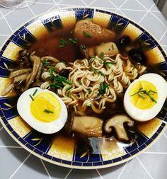 Ramen, Asian Recipes, Ethnic Recipes, Favorite Recipes, Meals, Food, Meal, Essen, Yemek