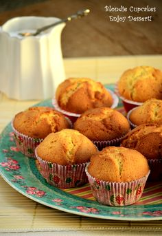Muffins, Blondies, Food And Drink, Cupcakes, Sweets, Baking, Breakfast, Desserts, David