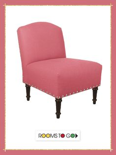 Plush and poised the Petrini Place accent chair will perk up any living space.
