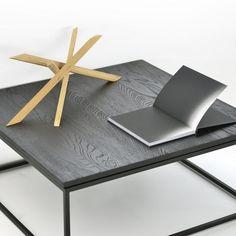 Thin coffee table