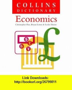 Statistics for business and economics 8th edition 9780132745659 collins dictionary of economics 9780004724737 c l pass isbn 10 0004724739 fandeluxe Gallery