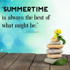 Quotes about Summer:
