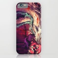 Bleed+iPhone+&+iPod+Case+by+Alice+X.+Zhang+-+$35.00