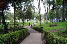 Parque de los Novios.