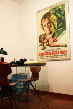 Nel Cuore di Caserta il Vintage é di Casa Progettazione & Realizzazione © Architetto Maria Rosaria Di Caterino © Ingegnere Salvatore Di Caterino Forniture centro vendite esagono #ioscelgoesagono #vintage #caserta #design #arredamento #napoli #interior #nintendo