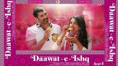 """MUMBAI: """"Daawat-e-Ishq"""" is one of those infuriating films that seem to go on for ever, getting more monotonous by the minute. For a movie that is supposedly about food, there is surprisingly little of it on screen."""