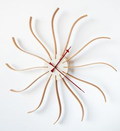 Schmitt Design Samara Wall Clock