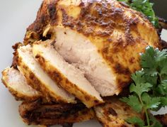 Simple Curried Roast Chicken | Recipe Adaptors