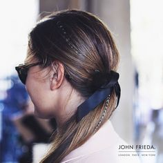 Update a pared-back ponytail with subtle accessories, for a stylish festival style  #FestivalHair #FestivalStyle #FestivalBeauty #festivalbeauty #festivalfashion #festivalhairinspiration #festivalupdo #festivalessentials