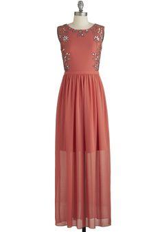 Sunset in the Garden Dress | Mod Retro Vintage Dresses | ModCloth.com on Wanelo