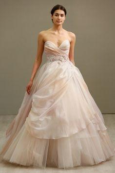 Lazaro Spring 2016 Wedding Dress 8