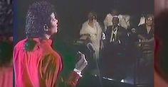 In 1989, Whitney Houston And Michael Jackson Honored Sammy Davis Jr. via LittleThings.com