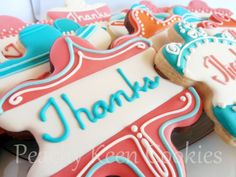 images of thank you cookies   Cookies can be serious business, too. They are a wonderful way to ...