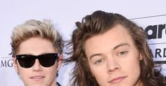 Harry Styles Grabs Niall Horan's Crotch at Billboard Music Awards