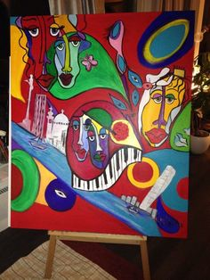 Sold  120x90 Acrylic on canvas