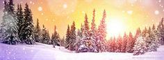 Uma bela imagem para os amantes de belas paisagens e do frio. #CapasFacebook #FB #Facebook