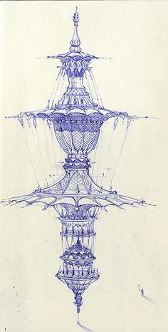 Vasiliy Kourkoff Jr.`s Sketch Blog: May 2012