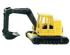 Siku - Diecast Model Car Excavator 0801