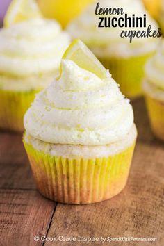 Lemon Zucchini Cupcakes-11
