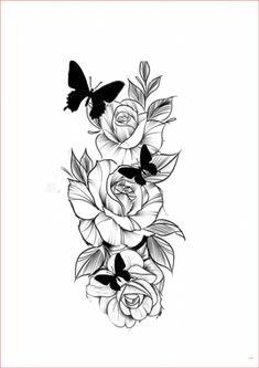 Dope Tattoos, Pretty Tattoos, Forearm Tattoos, Body Art Tattoos, Girl Tattoos, Small Tattoos, Sleeve Tattoos, Tatoos, Floral Tattoo Design