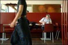 Café Parti, omgeving Sint-Pietersstation, Gent. Ok, maar niet memorabel.