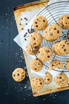 Really Wonderful Gluten-Free Vegan Chocolate Chip Cookies Keepin' It Kind
