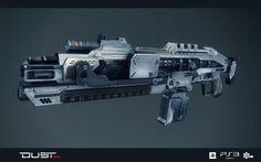 Railgun from Dust 514
