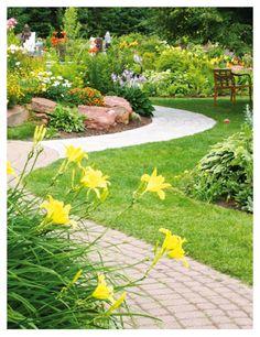 AXEO Services Caen Sud met à votre disposition son savoir-faire pour embellir votre jardin !