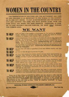 essays on women's suffrage