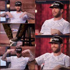 Adam Levine I missed you!!