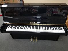 I have sold many a piano quickly after it arrives but never two from the same truck this quickly. A new Piano Trends record was set. Namm Show, Trucks, Pianos, Truck