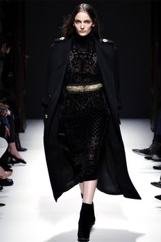 Balmain, Fall Winter 2012-13