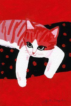 Illustration by Hiroyuki Izutsu.
