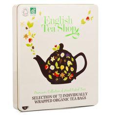Premium Collection of Hand Picked Teas - English Tea Shop