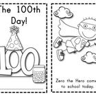 Day of School Reader: Features Zero the Hero The Day of School Reader: Features Zero the Hero!The Day of School Reader: Features Zero the Hero! School Today, 100 Days Of School, School Holidays, School Fun, School Stuff, First Grade Classroom, 1st Grade Math, 100s Day, 100 Day Celebration