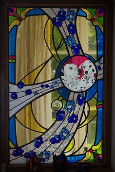 Annelies Clarke Stained Glass Gallery