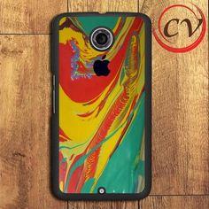 Painted Apple Nexus 5,Nexus 6,Nexus 7 Case